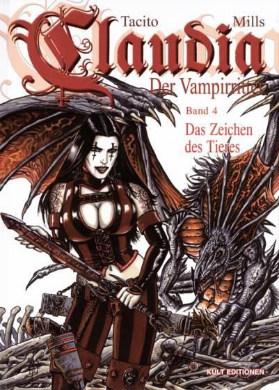 Claudia - der Vampirritter 4: Das Zeichen des Tieres