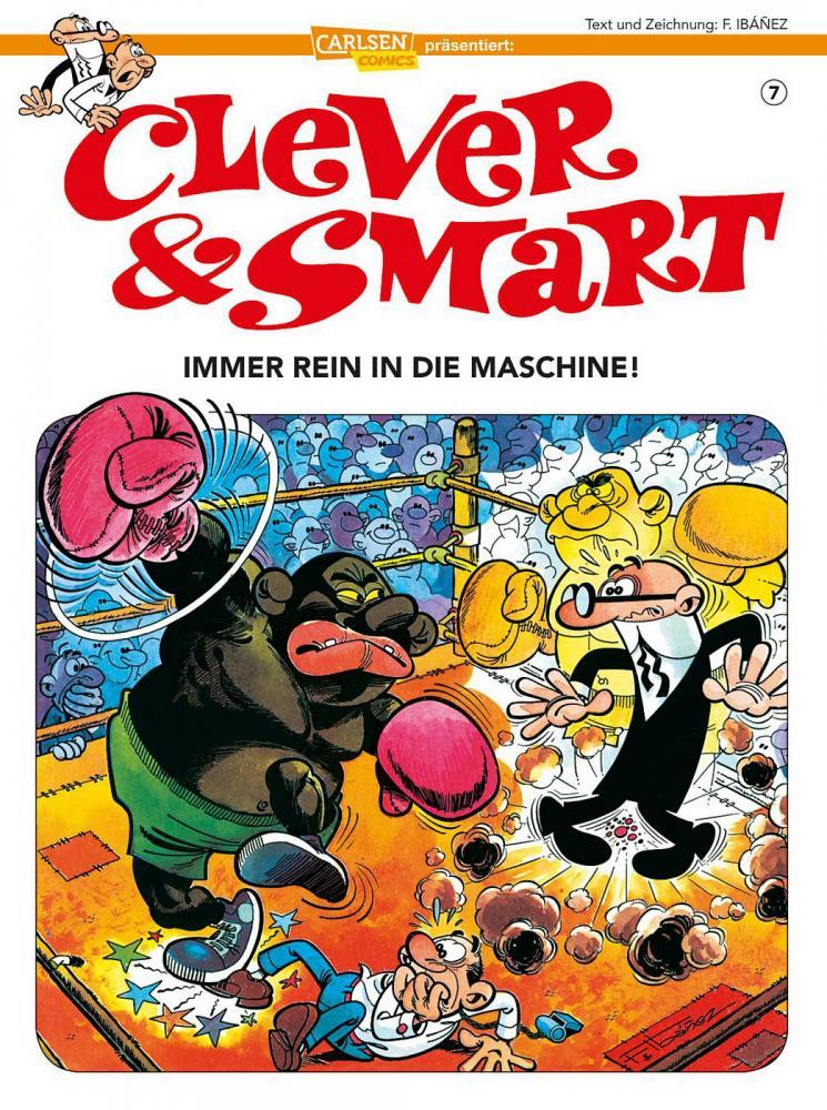 Clever & Smart 7: Immer rein in die Maschine!