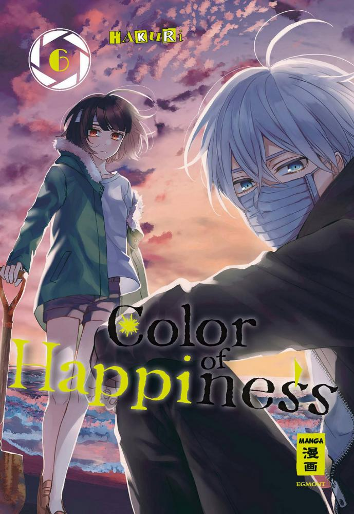 Color of Happiness Band 6