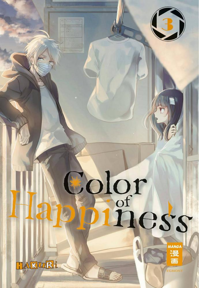 Color of Happiness Band 3