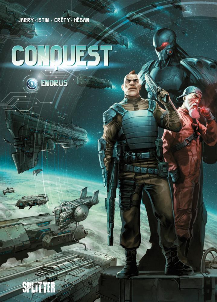 Conquest 5: Enorus
