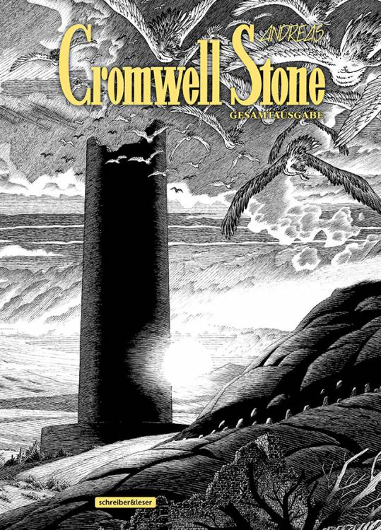 Cromwell Stone (Gesamtausgabe)