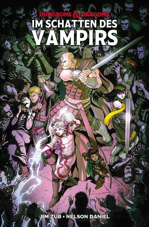 Dungeons & Dragons Im Schatten des Vampirs