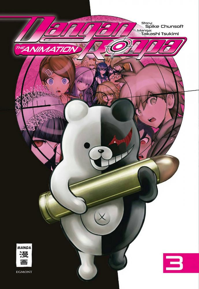 Danganronpa – The Animation Band 3