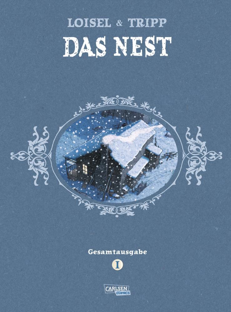 Nest (Gesamtausgabe) Band 1