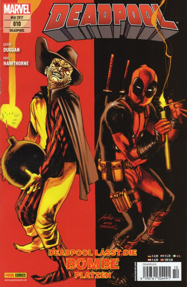 Deadpool (2016) 10