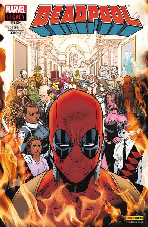 Deadpool (2016) 30