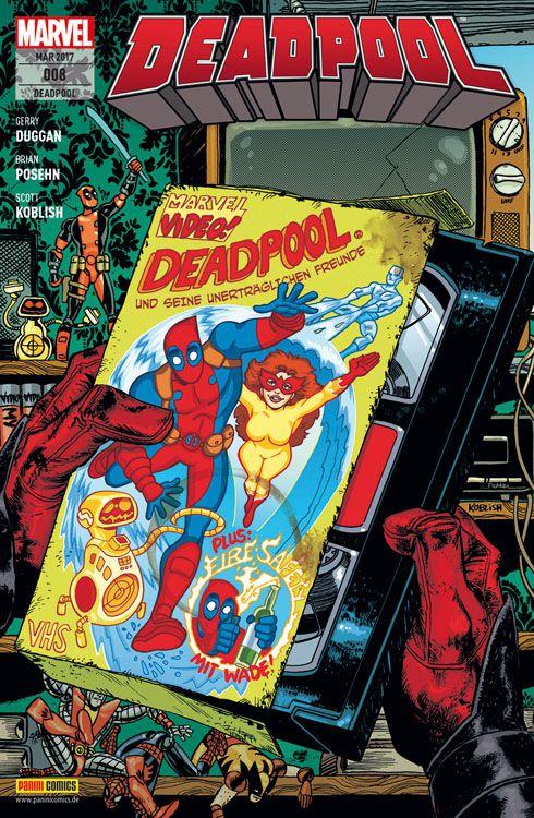 Deadpool (2016) 8