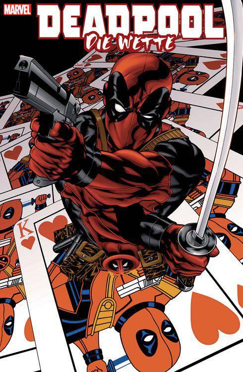 Deadpool - Die Wette