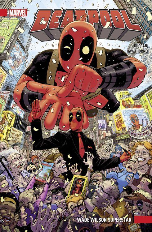 Deadpool Paperback (2017) 1: Wade Wilson Superstar
