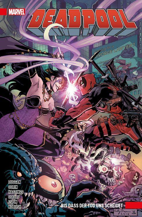 Deadpool Paperback (2017) 5: Bis das der Tod uns scheidet