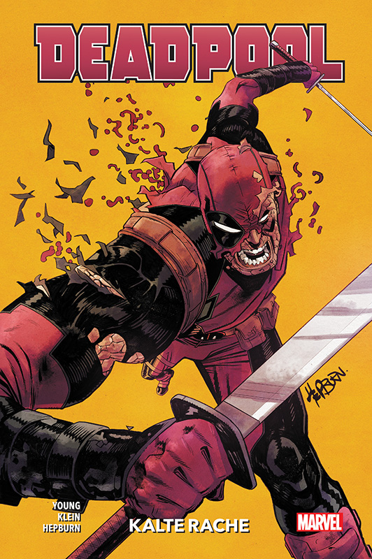 Deadpool Paperback (2020) 2: Kalte Rache (Hardcover)