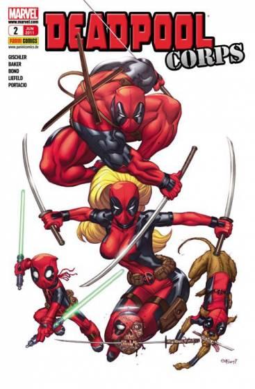 Deadpool Sonderband 2: Deadpool Corps 1