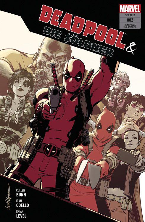 Deadpool & die Söldner 2: Die Chaostruppe