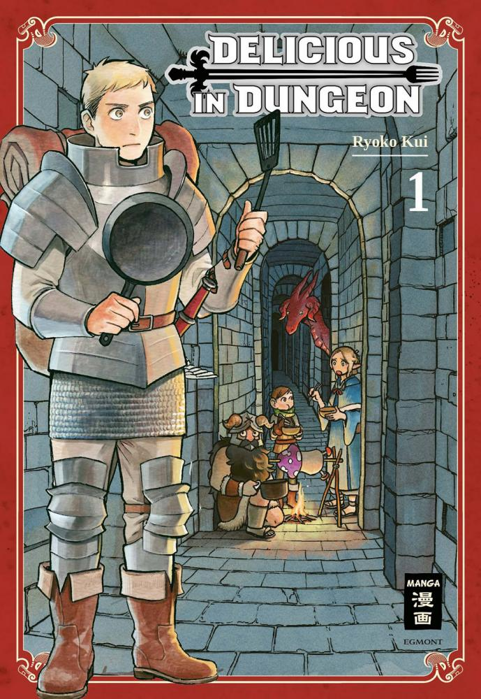Delicious in Dungeon Band 1