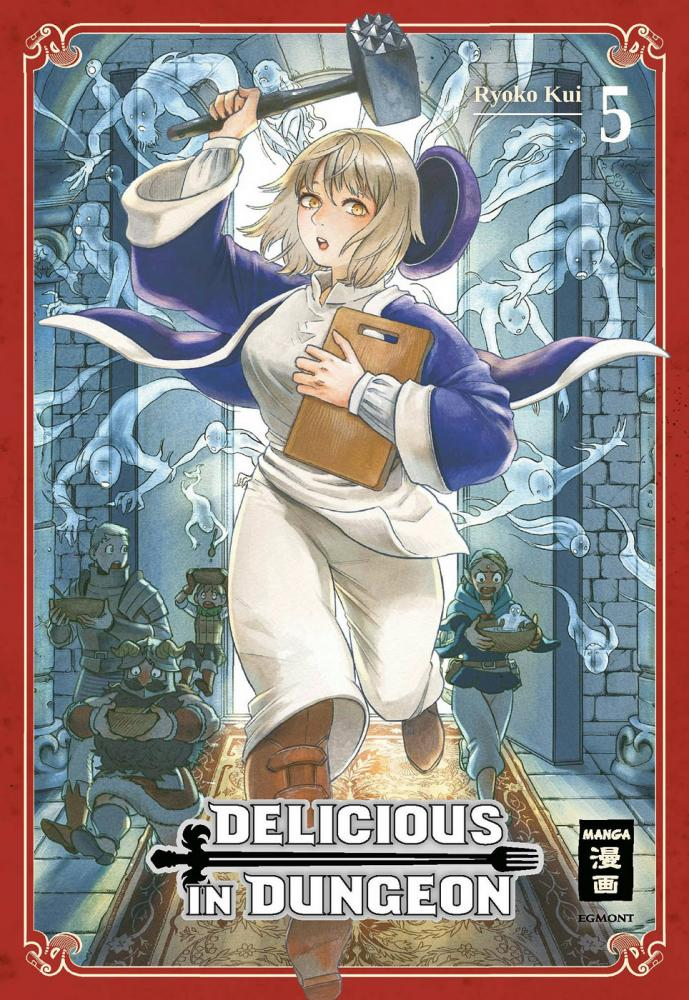Delicious in Dungeon Band 5