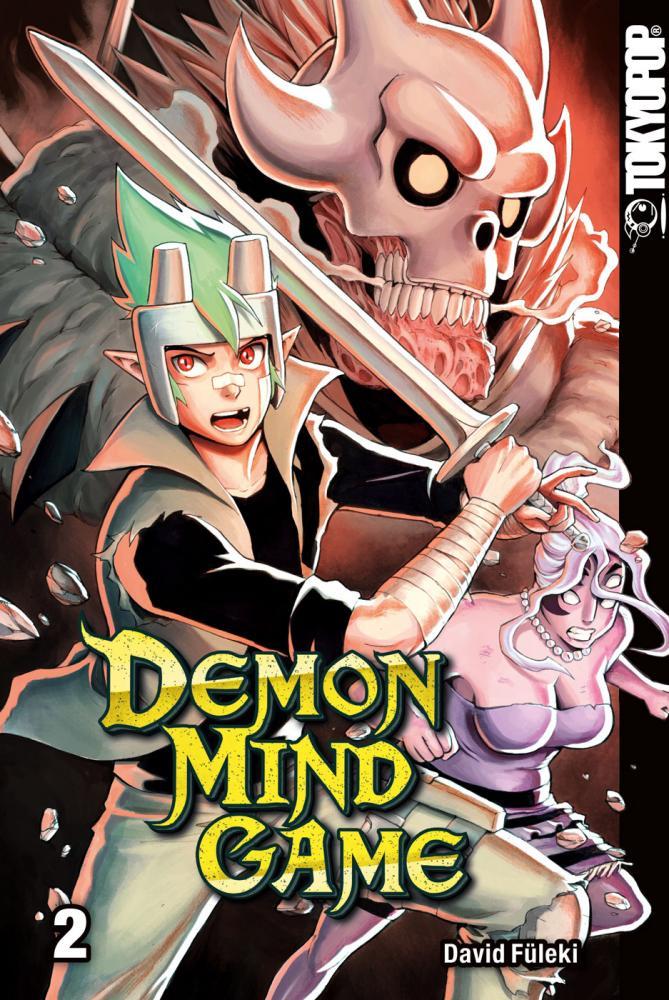 Demon Mind Game Band 2