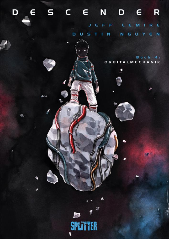Descender 4: Orbitalmechanik