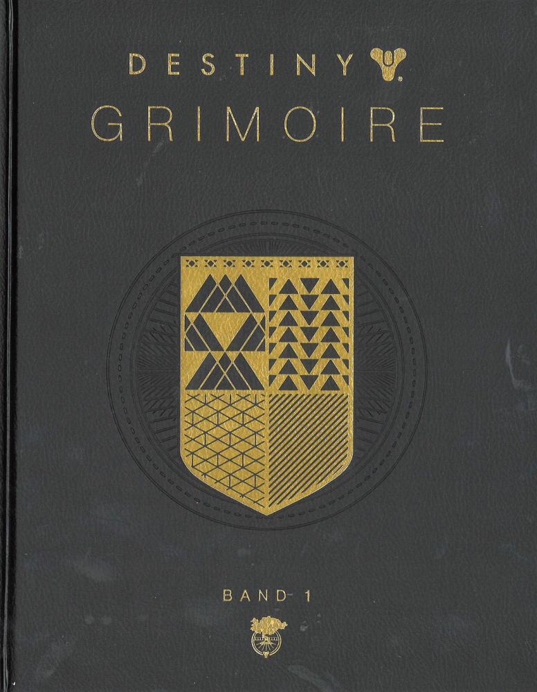 Destiny Grimoire: Der dunkle Spiegel