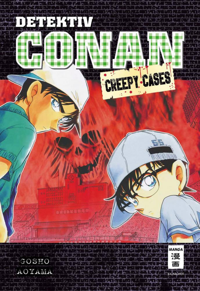 Detektiv Conan Creepy Cases