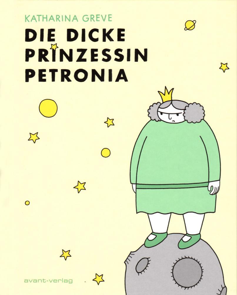 dicke Prinzessin Petronia