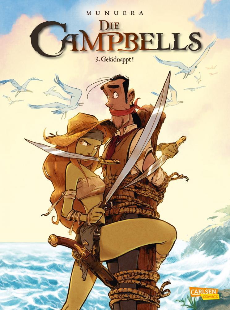 Campbells 3: Gekidnappt!