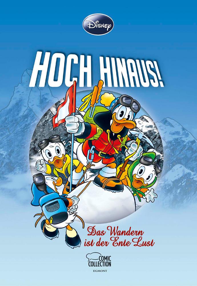 Disney Enthologien 26: Hoch hinaus! - Das Wandern ist der Ente Lust