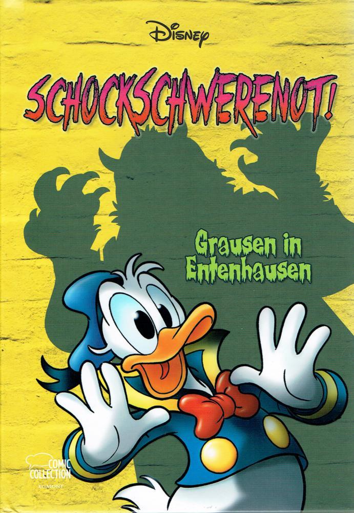 Disney Enthologien 27: Schockschwerenot! – Grausen in Entenhausen