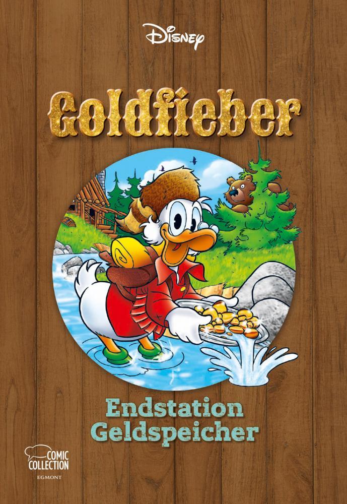 Disney Enthologien 36: Goldfieber – Endstation Geldspeicher