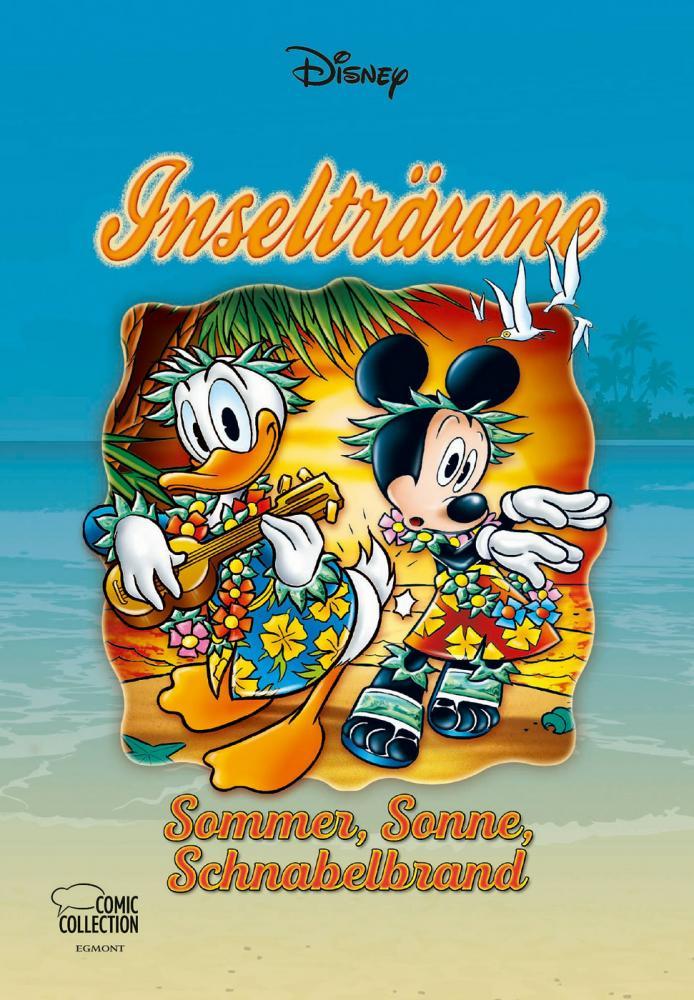 Disney Enthologien 42: Inselträume - Somer, Sonne, Schnabelbrand