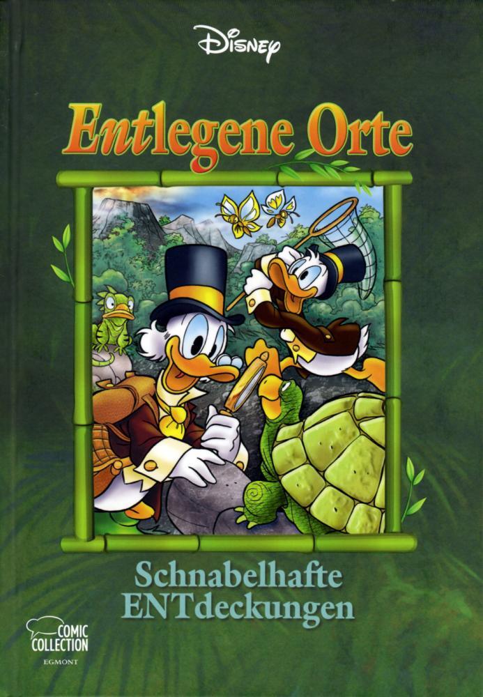 Disney Enthologien 43: Entlegene Orte - Schnabelhafte Entdeckungen