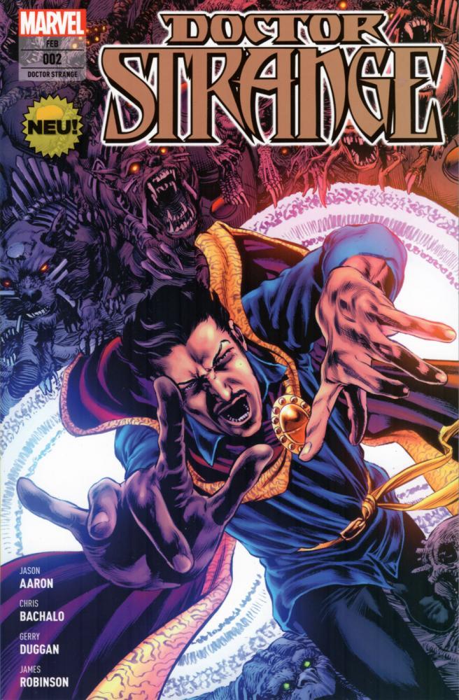 Doctor Strange 2: Die letzten Tage der Magie 1