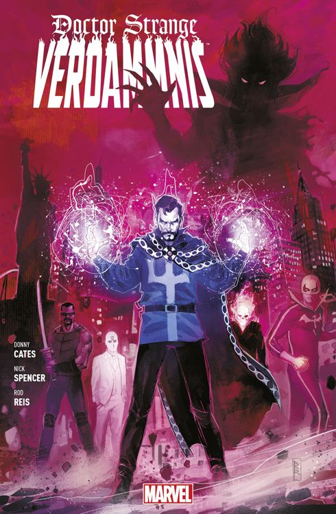 Doctor Strange: Verdammnis