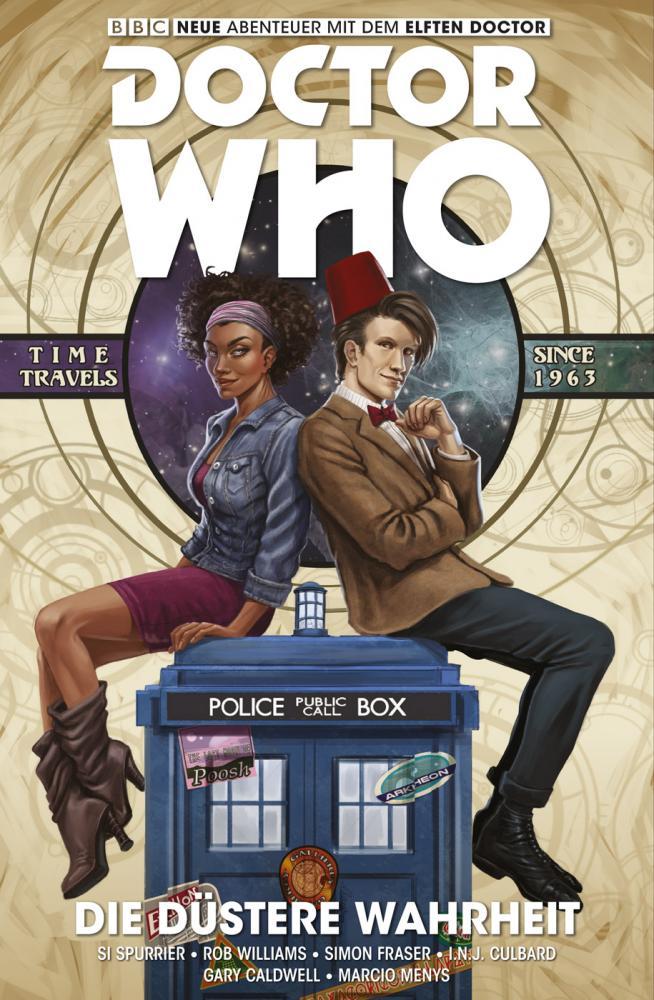 Doctor Who Neue Abenteuer mit dem elften Doctor 6: Die düstere Wahrheit