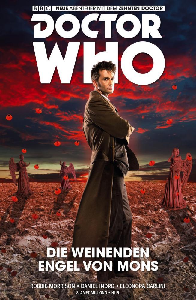 Doctor Who Neue Abenteuer mit dem zehnten Doctor 2: Die weinenden Engel von Mons
