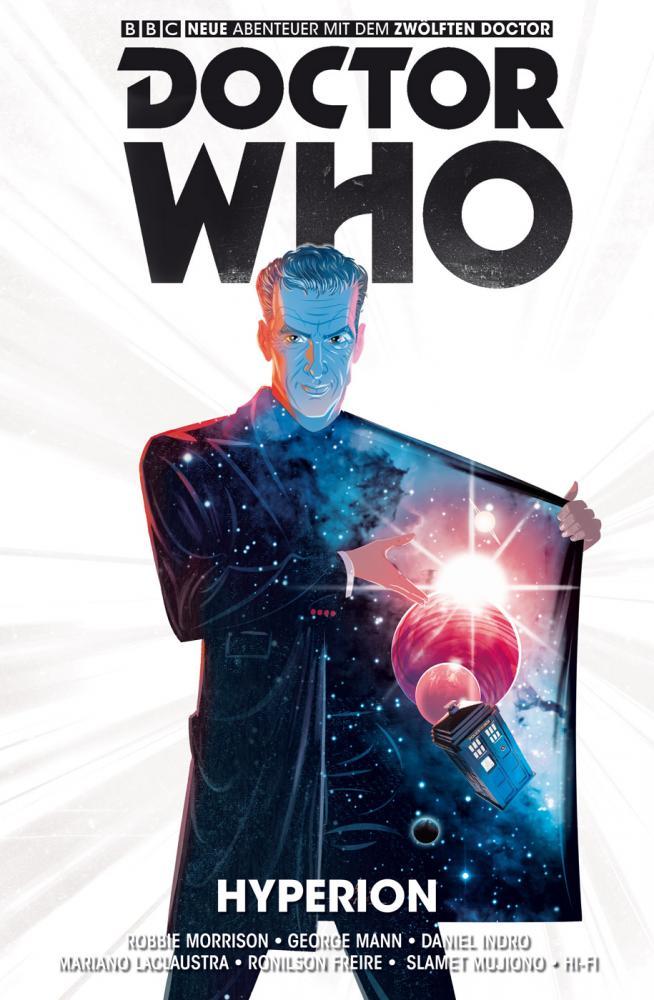 Doctor Who Neue Abenteuer mit dem zwölften Doctor 3: Hyperion