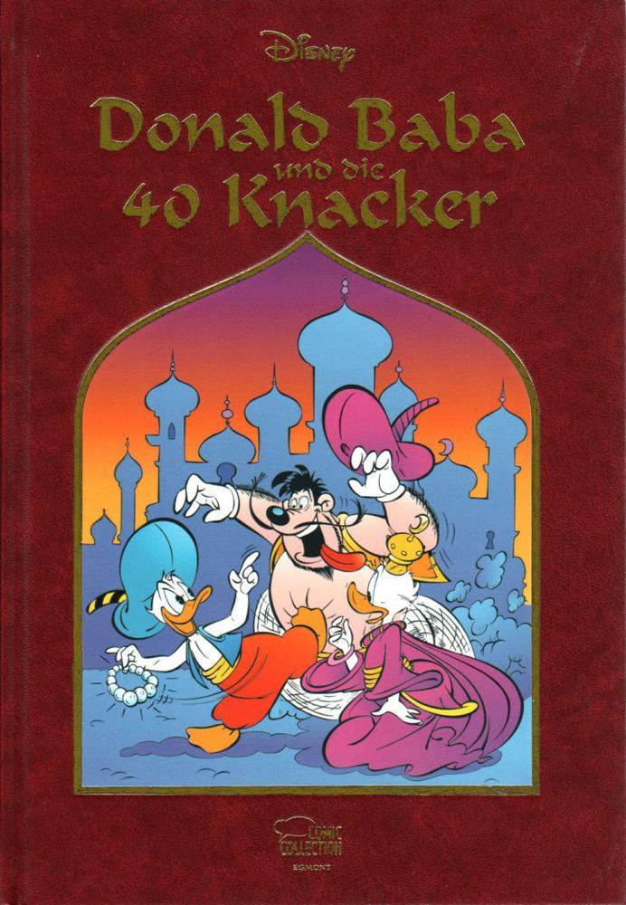 Disney: Donald Baba und die 40 Knacker