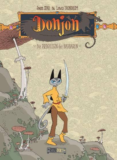 Donjon 3: Die Prinzessin der Barabaren