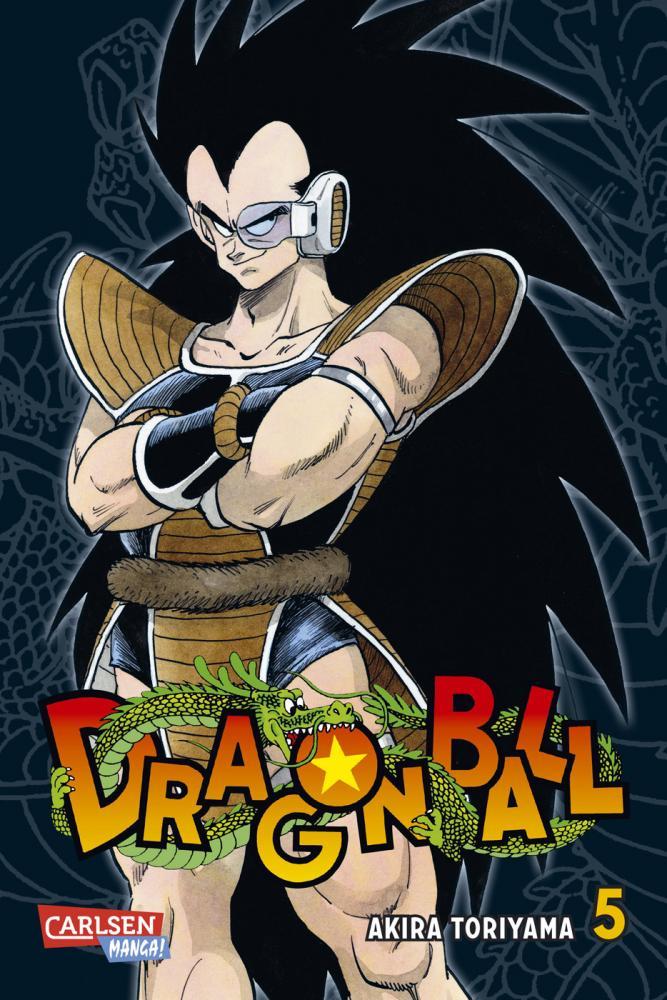 Dragon Ball Massiv Band 5