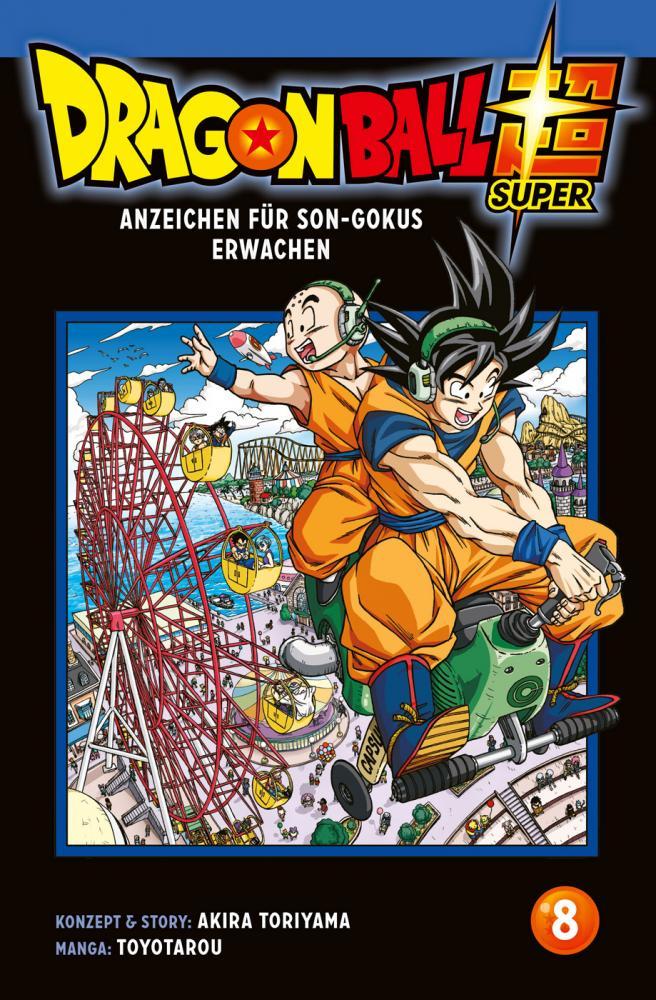 Dragon Ball Super 8: Anzeichen für Son-Gokus Erwachen