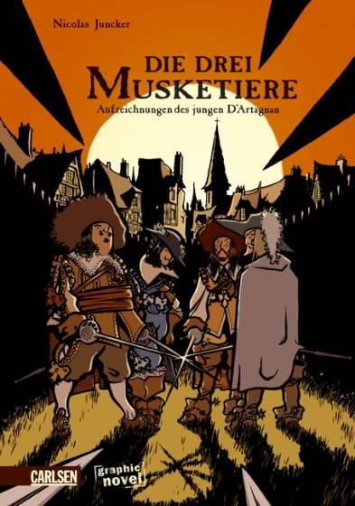 drei Musketiere - Aufzeichnungen des jungen D'Artagnan