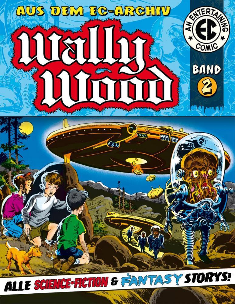Aus dem EC-Archiv Wally Wood 2