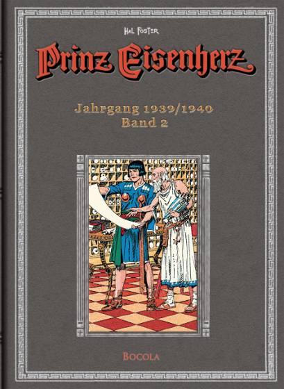 Prinz Eisenherz (Hal Foster-Gesamtausgabe) 2: Jahrgang 1939/1940