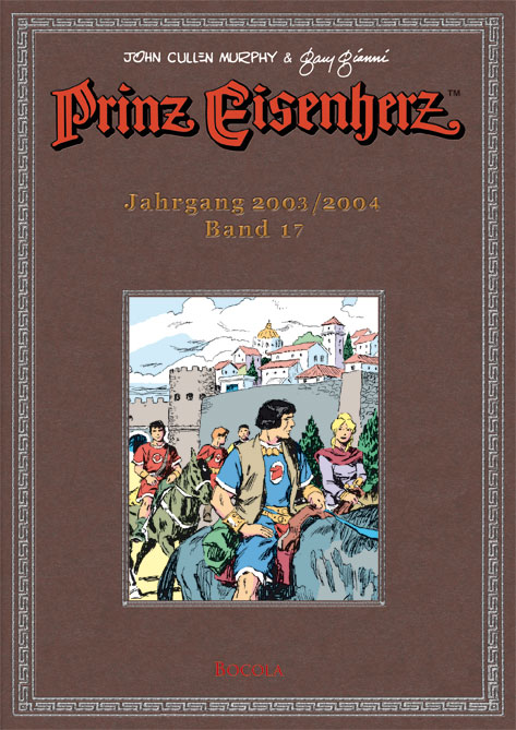 Prinz Eisenherz (Murphy & Gianni) 17: Jahrgang 2003/2004