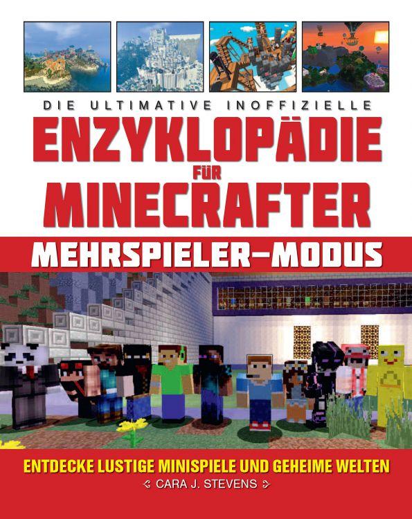 ultimative inoffizielle Enzyklopädie für Minecrafter: Mehrspieler-Modus