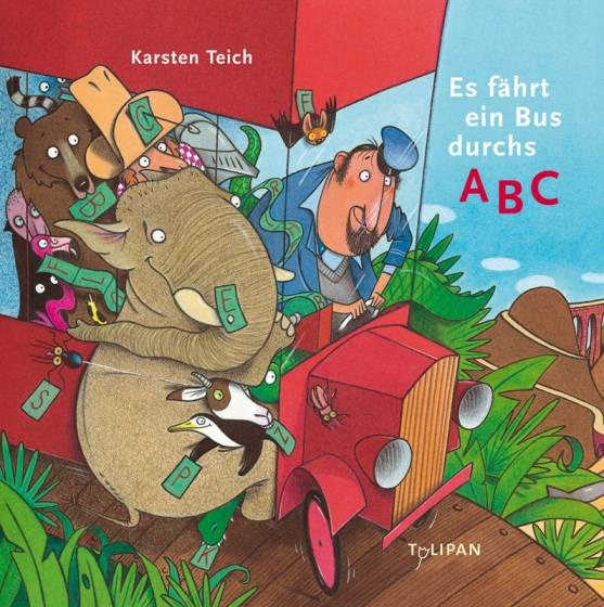 Es fährt ein Bus durchs ABC