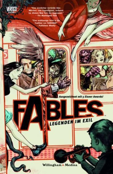 Fables 1: Legenden im Exil