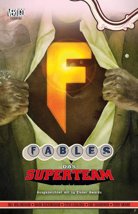 Fables 19: Das Superteam