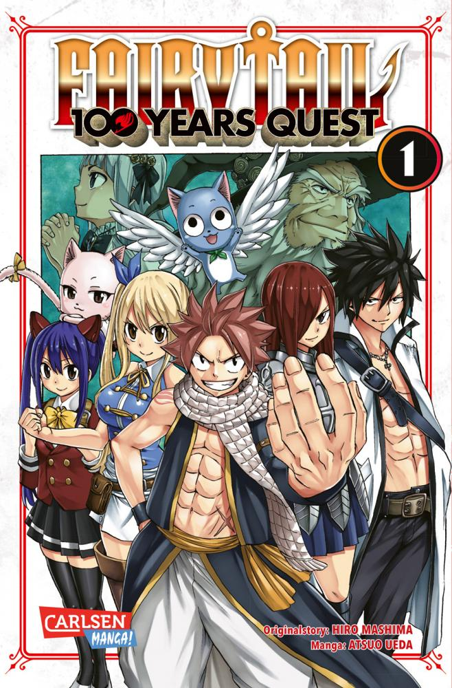 Fairy Tail - 100 Years Quest Band 1