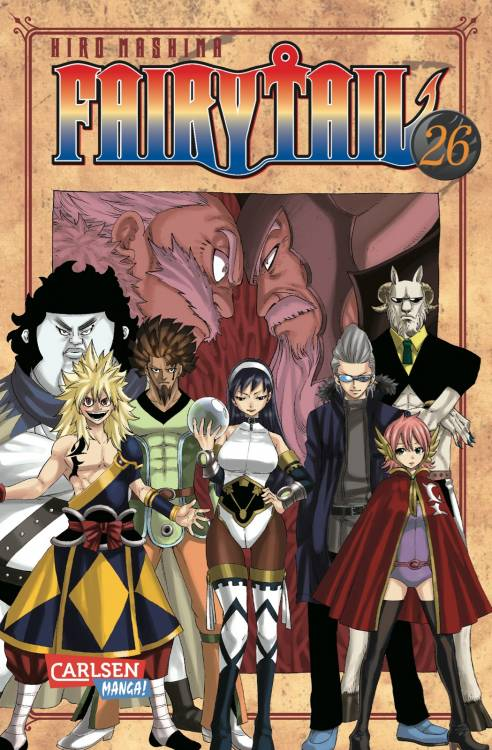 Fairy Tail Band 26